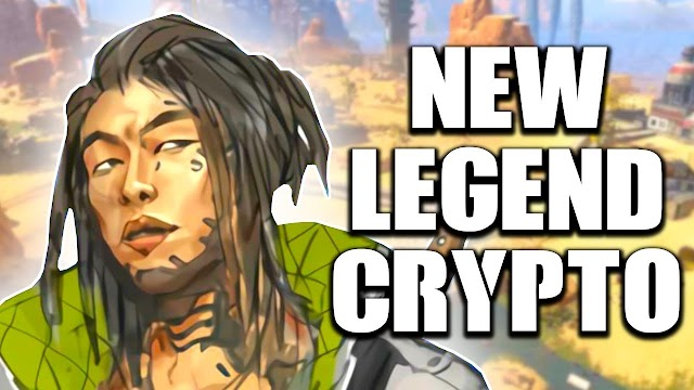 The following personality for Apex Legends can be Crypto