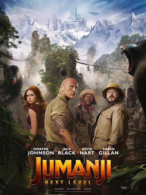 Review Film Keluarga Jumanji: The Next Level