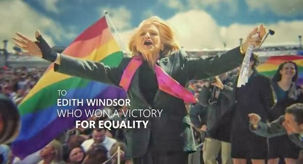 Microsoft Celebrates Heroic Women of 2013 in a new Video Ad for Bing