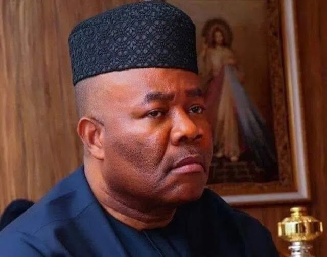 BREAKING!!! Sen. Akpabio Denies Saying Lawmakers Got NDDC Contracts