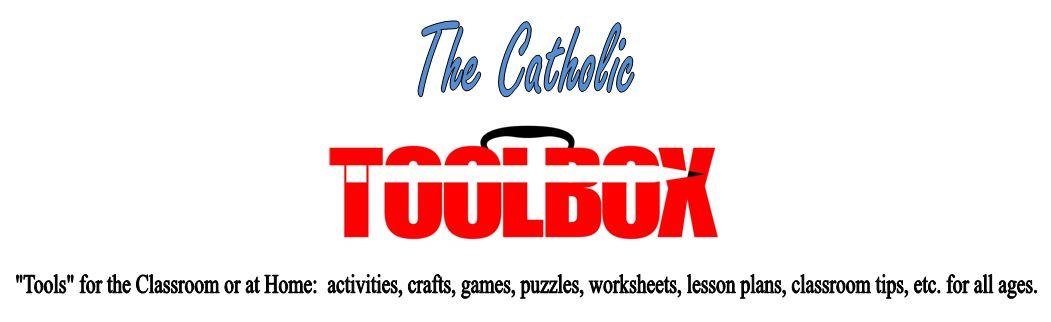 The Catholic Toolbox: Christian Thanksgiving Ideas & Activities