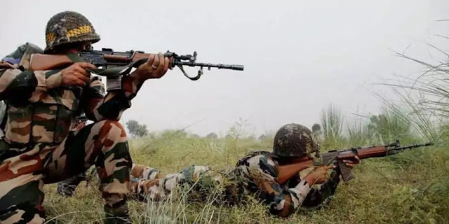 Training in Army - Indian Defence News