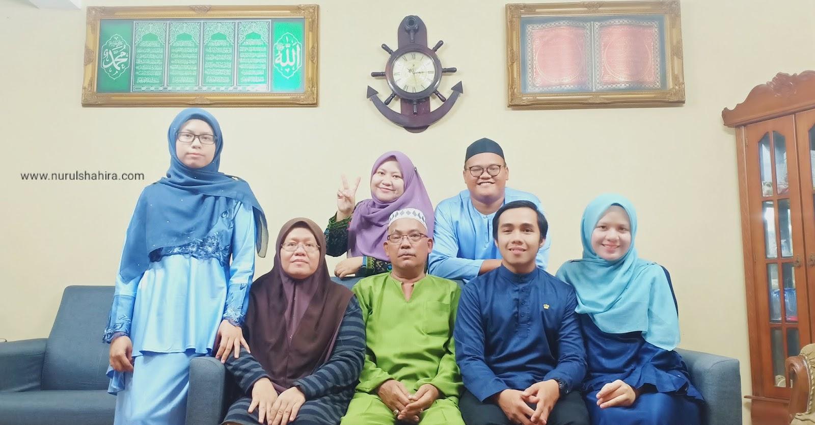 Gambar raya keluarga 1441H