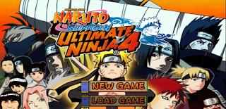 NARUTO SHIPPUDEN ULTIMATE NINJA 4 PC DOWNLOAD IN PARTS