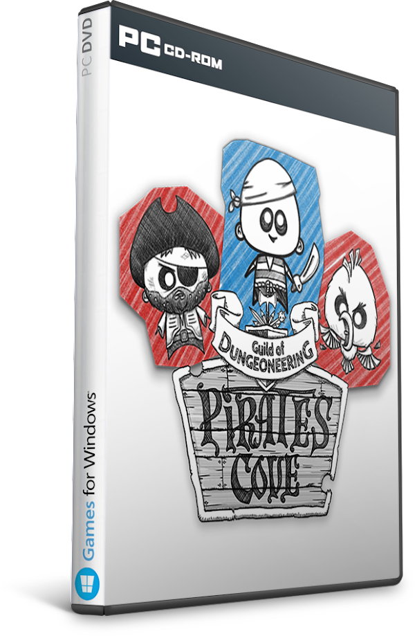 DESCARGAR Guild of Dungeoneering – Pirate's Cove (PC-GAME) MEGA