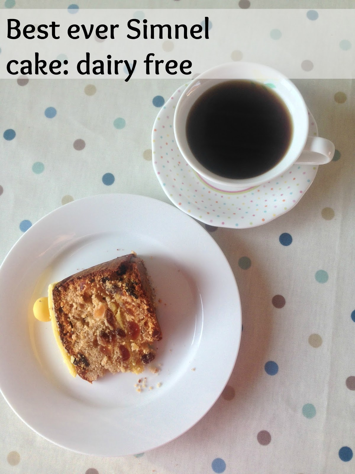 Penelopes Pantry The Best Simnel Cake Ever Dairy Free Recipe