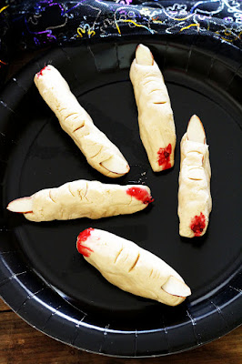 cookies that look like fingers
