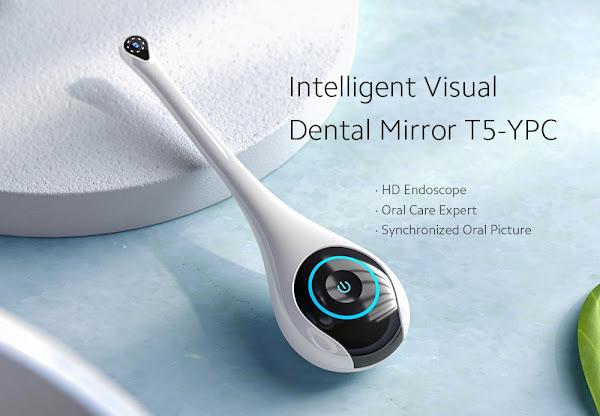 Xiaomi T5-YPC - Um espelho dental inteligente