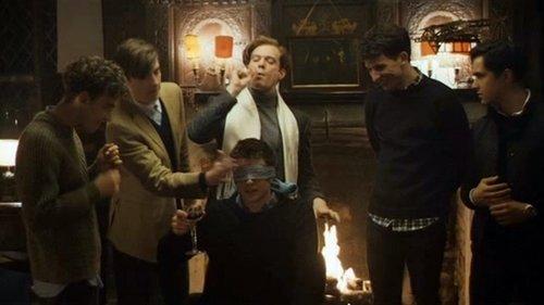 The Riot Club, réalisé par Lone Scherfig (2014)