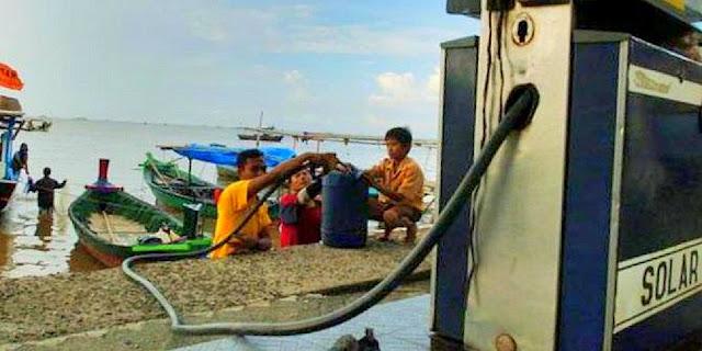 DKP Biak Numfor Siapkan Surat Rekomendasi Pembelian BBM Nelayan
