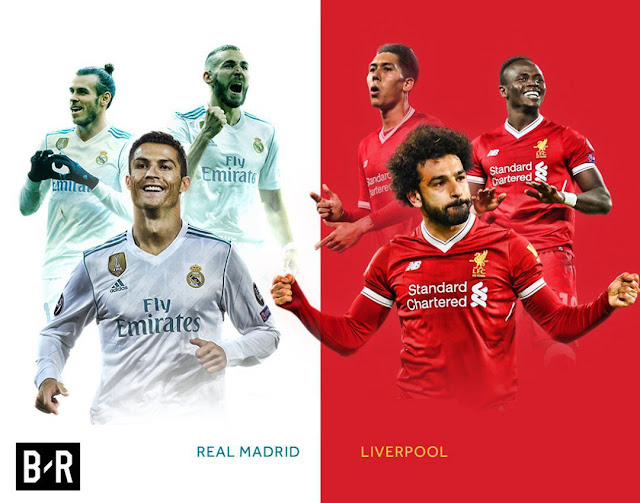 Prediksi Real Madrid vs Liverpool, Final Liga Champions 2017/2018