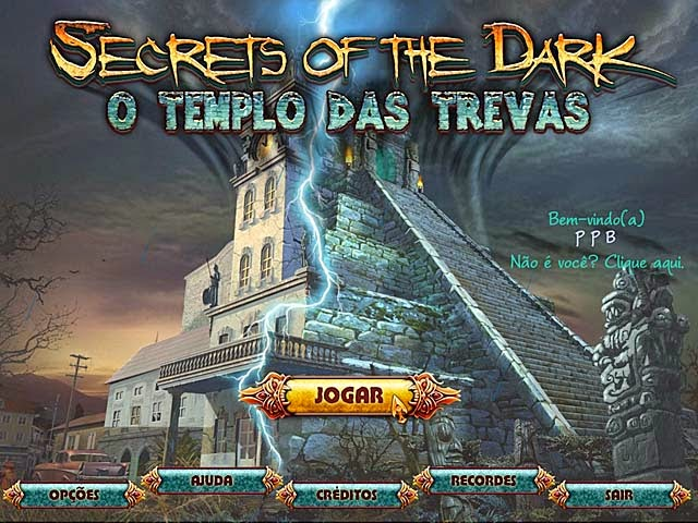 Secrets of the Dark - O Templo das Trevas