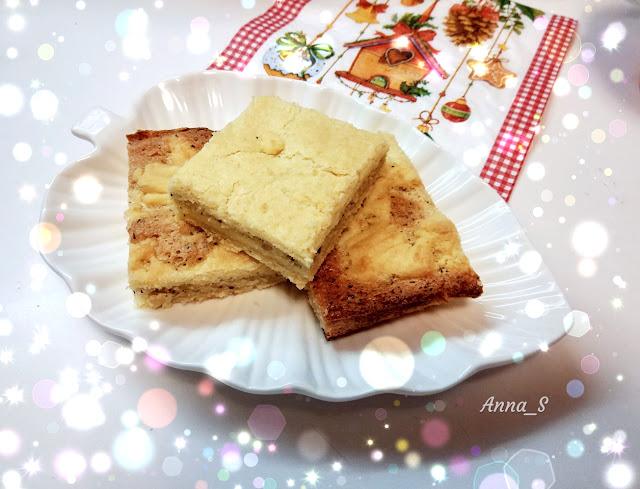 печенье, тесто, СП, Вкусные Пятницы, лимон, орехи, annahandmadestuff