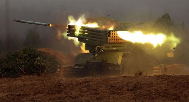 """الجيش يدمر أوكاراً لإرهابيي """"جبهة النصرة"""" في محيط مدينة القنيطرة"""