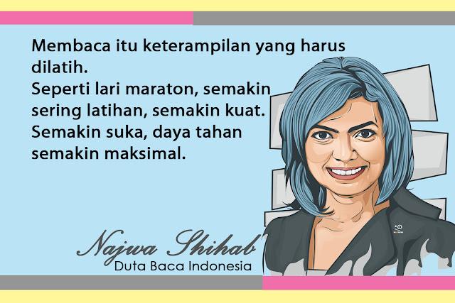Najwa - Duta Baca Indonesia
