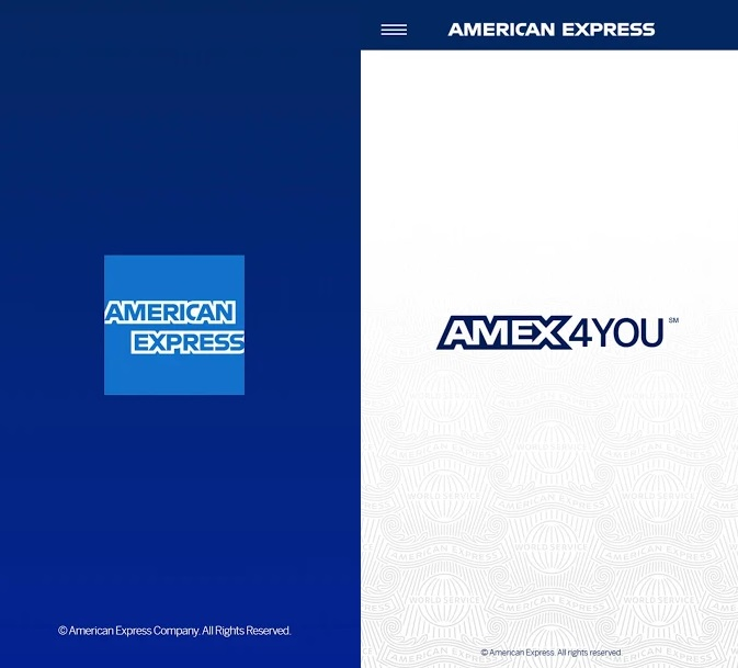Amex4You App for Smartphones