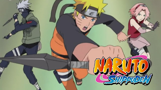 Opening Naruto Shippuden 1: Hero's Come Back