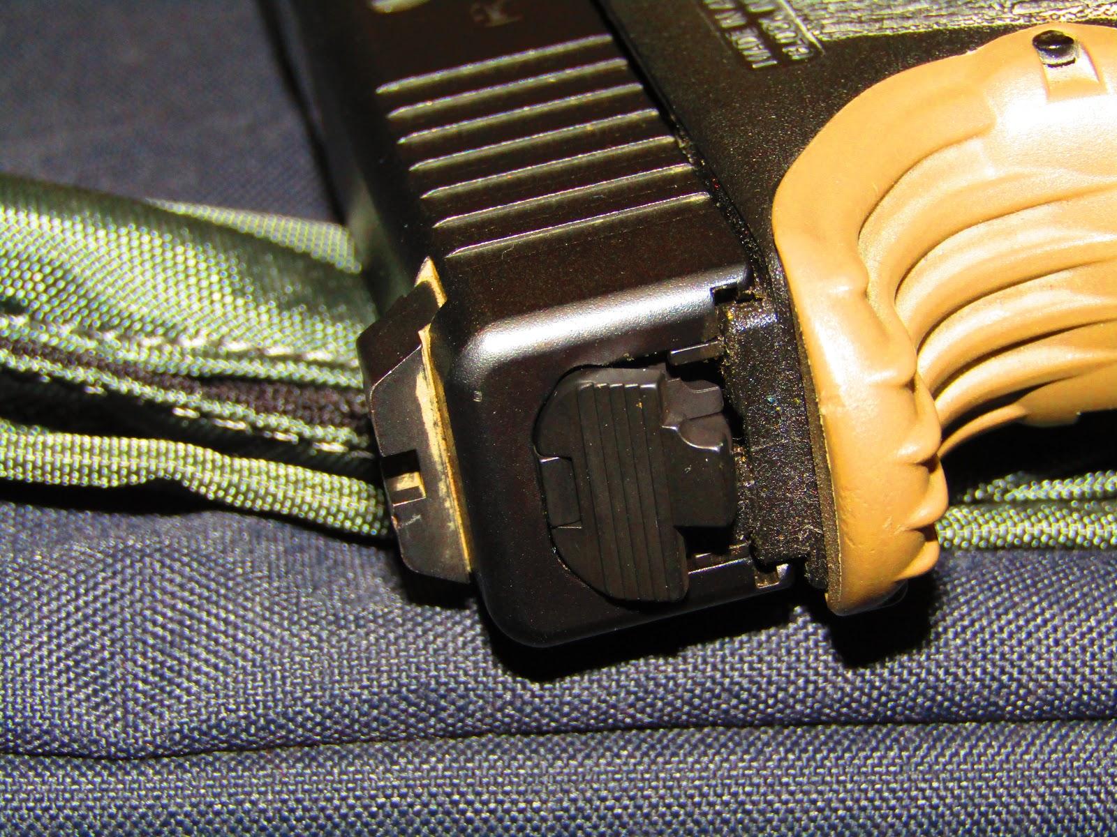 William Brown Handgunnery: Equipment Review: Tau Development