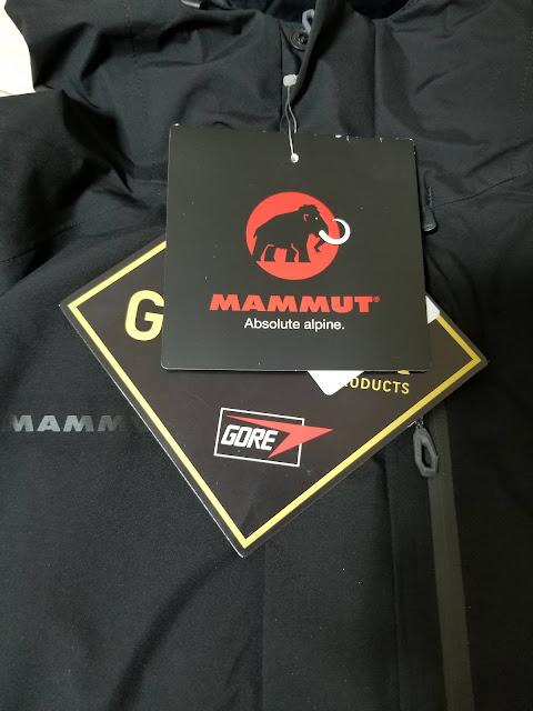 MAMMUTのアヤコ プロ HSフーデッドジャケットの新品の画像