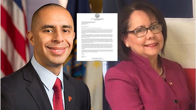 Alcalde de Providence en Rhode Island también apoya elecciones dominicanas en exterior del 5 de julio