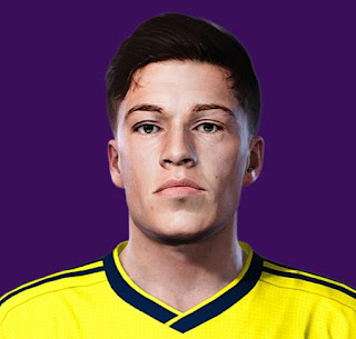 PES 2020 Faces Mathias Normann