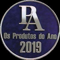 PRÊMIO: OS PRODUTOS DO ANO 2019