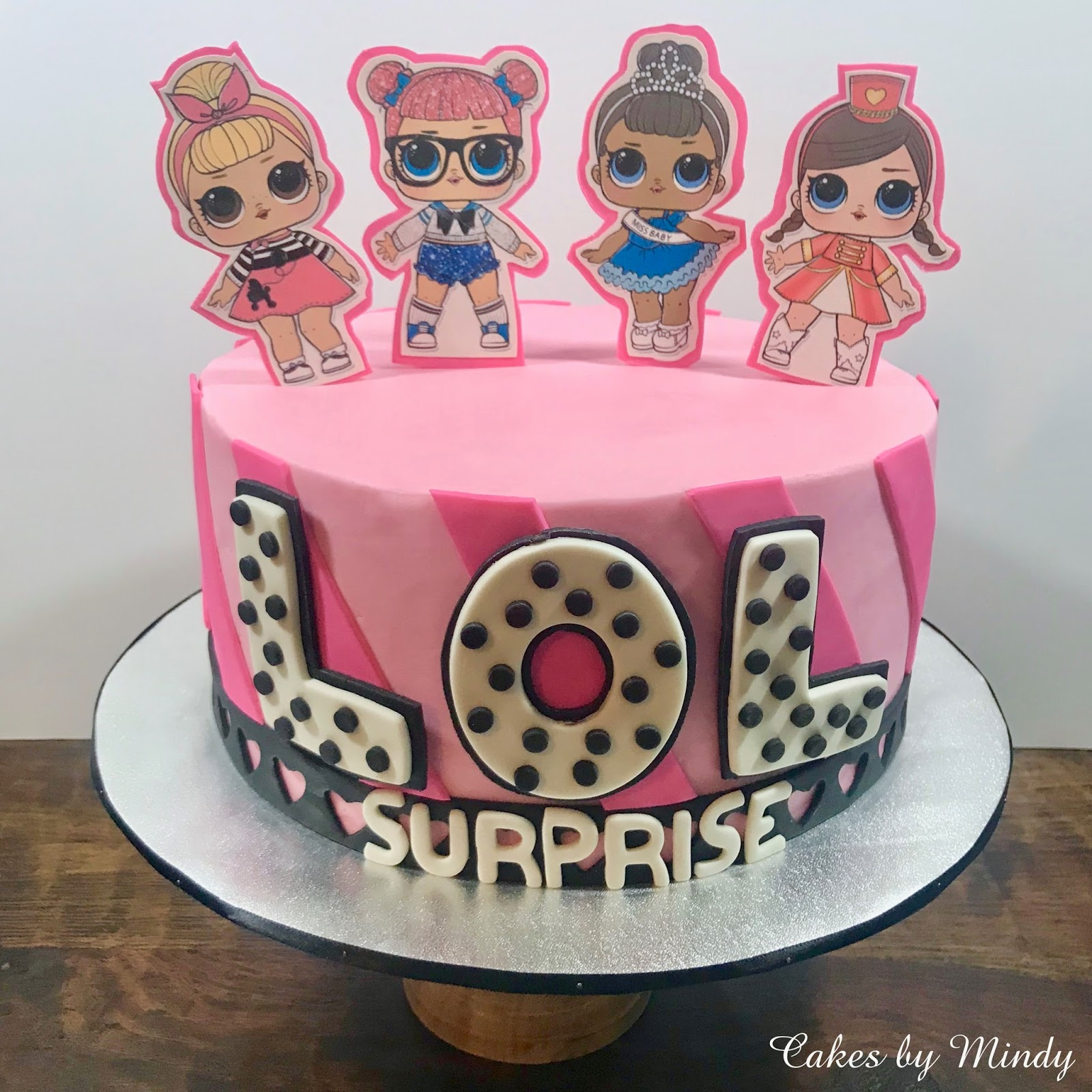 Cakes By Mindy Lol Surprise Doll Cake 10