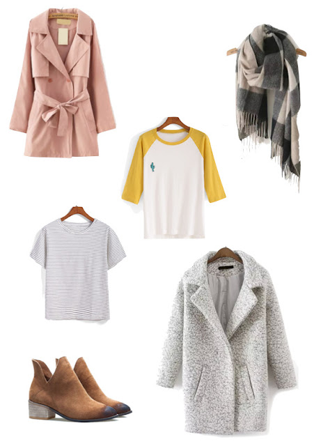 Romwe Spring Wish List