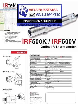 Jual IRF 500K Fixed Online IR Thermometer di Bogor