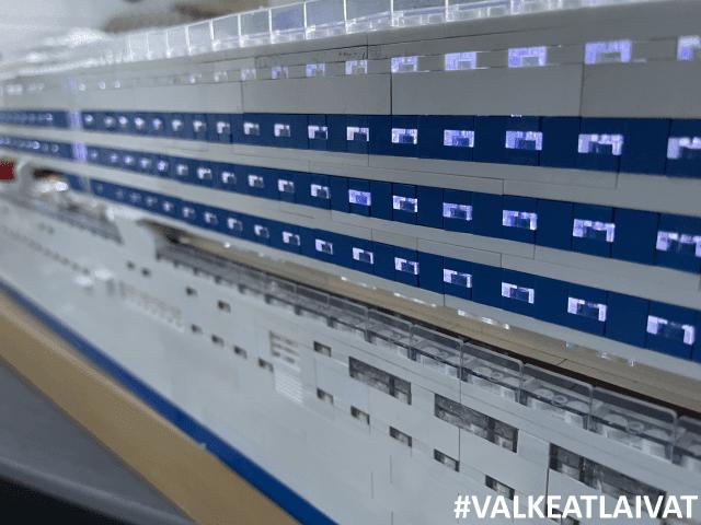 Lego Silja Line