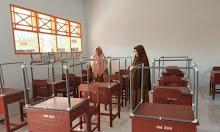 Masa Pandemi Covid-19, 50 Sekolah sebagai  Pilot Project PBM Tatap muka