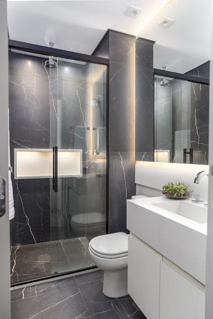 banheiro -cinza-arquitetura