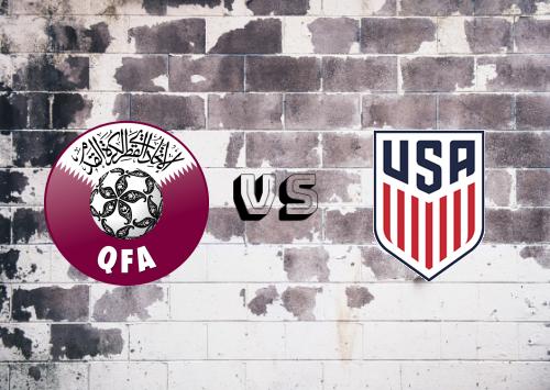 Qatar vs Estados Unidos  Resumen y Partido Completo