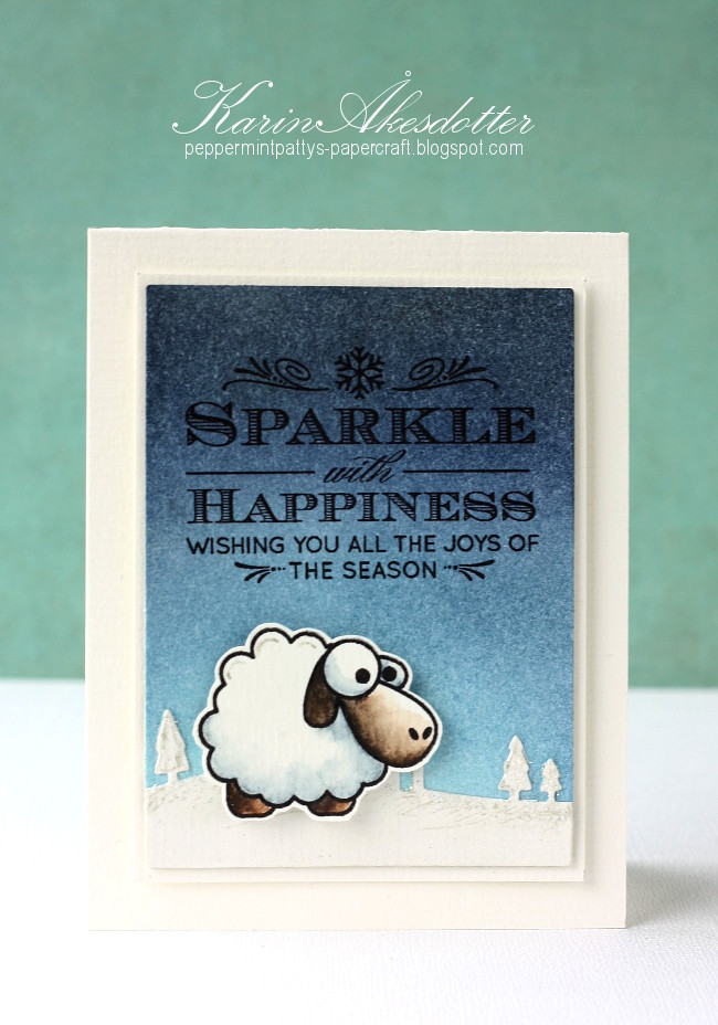 Peppermint Patty S Papercraft Sparkle With Happiness