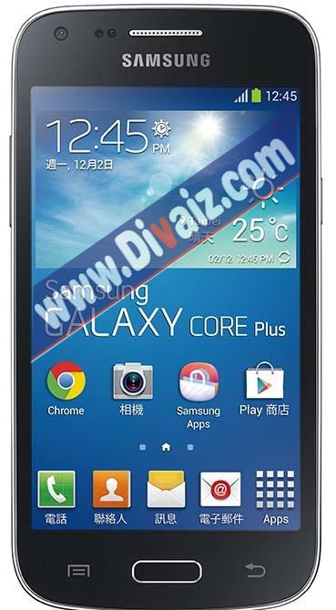 Flashing Samsung Galaxy Core Plus - www.divaizz.com