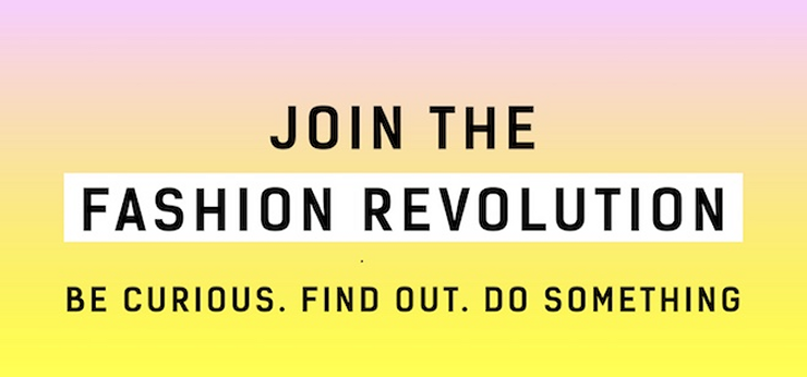 Fashion Revolution Week 2020 - Who made my clothes?