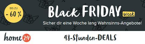 Home24 Black Friday Week Möbel Für Je 48 Std Reduziert