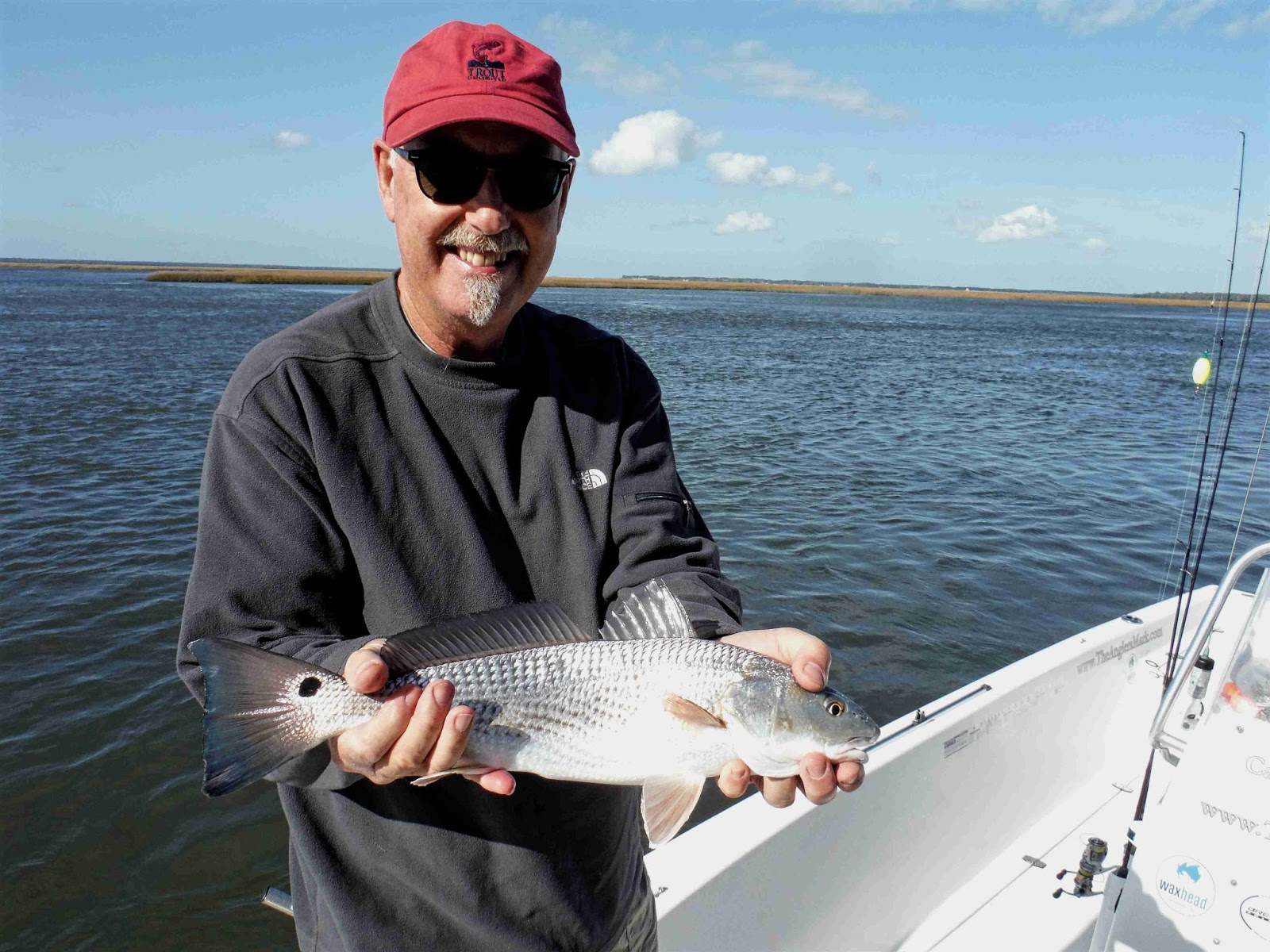 Amelia Island Fishing Reports Lower Tide Makes For Better