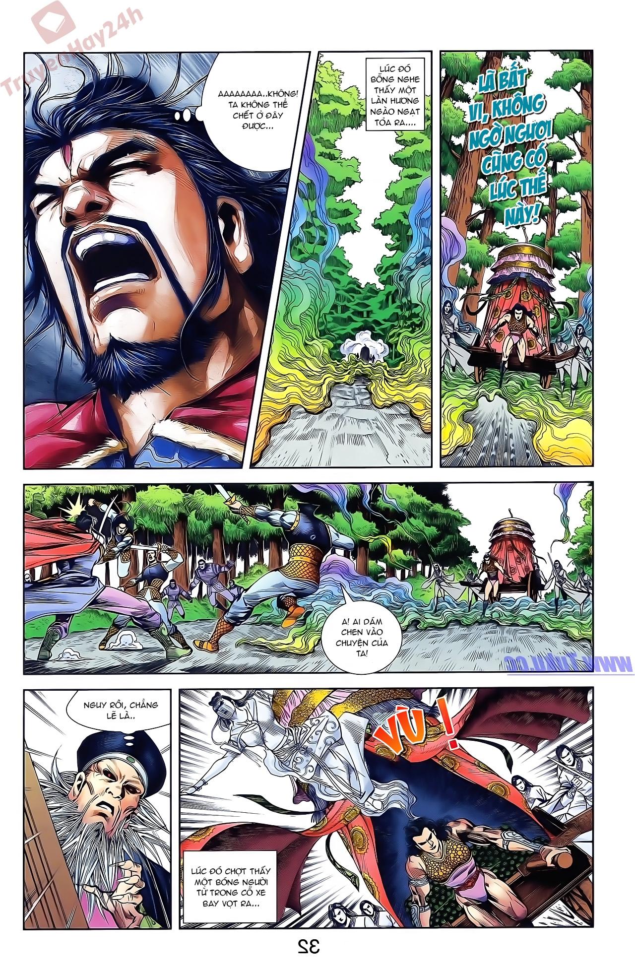 Tần Vương Doanh Chính chapter 45 trang 30