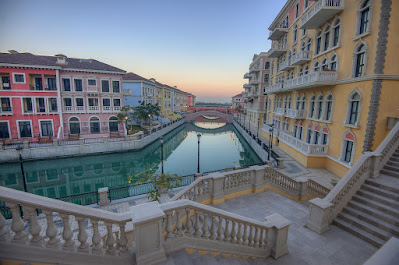 Qanat Quartier, The Pearl Qatar
