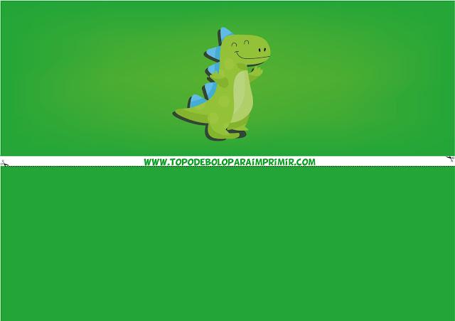 faixa lateral dinossauro