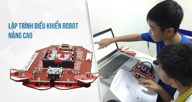 Nhượng quyền chương trình đào tạo Robot Stem