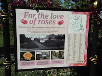 For the love of Roses - Mona Vale Garden, Christchurch, New Zealand