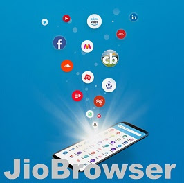 JioBrowser App Features