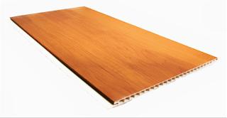 Techos PVC textura Nudos