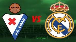 موعد مباراة ريال مدريد وايبار ضمن مواجهات الدوري الاسباني
