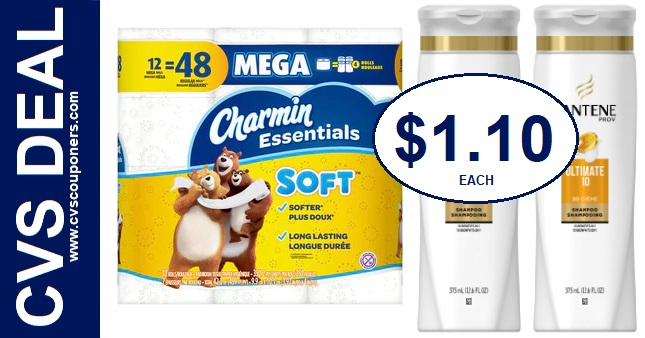 Charmin Toilet Paper Deal at CVS 12-27-1-2
