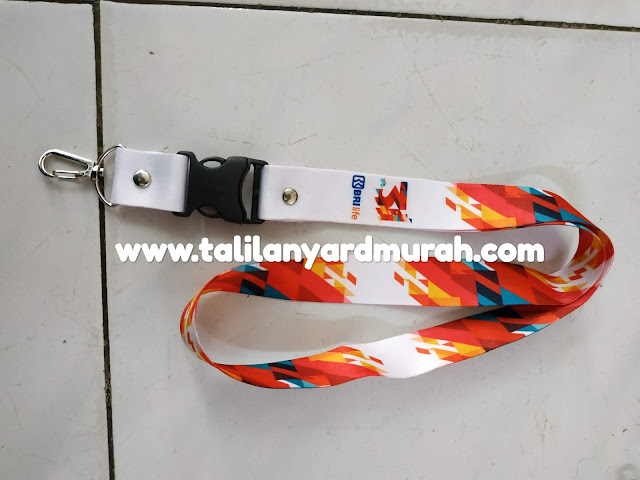 Tali lanyard digital printing tisue