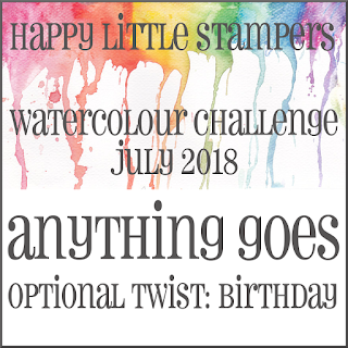 HLS July Watercolour Challenge