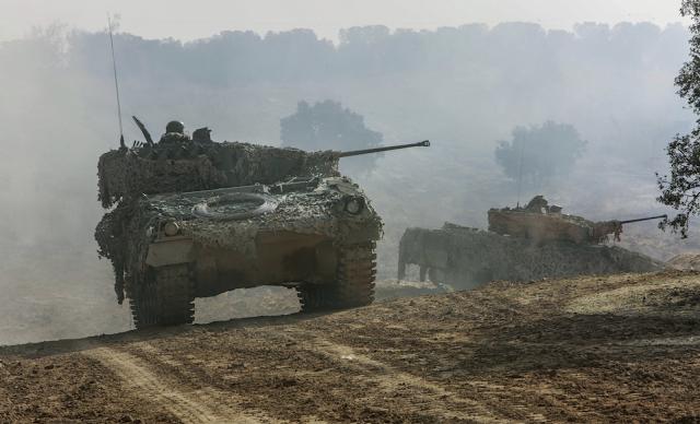 Continúa la transición al nuevo modelo de Fuerza del Ejército